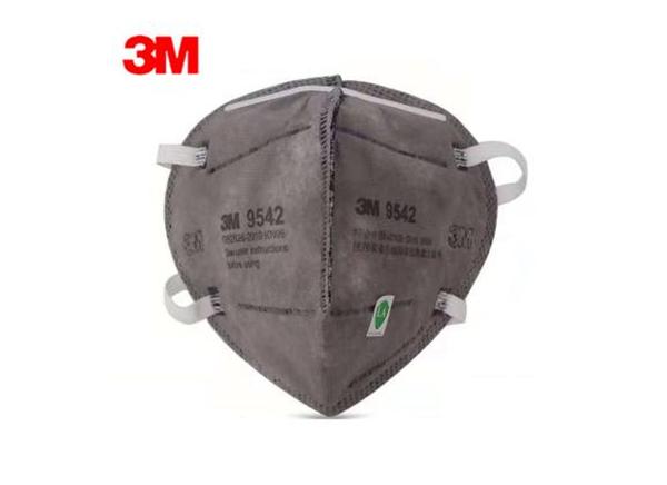 3M 9542自吸过滤式防颗粒物呼吸器