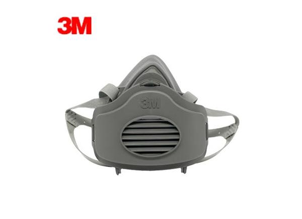 3M 3200自吸过滤式防毒面具(半面罩)