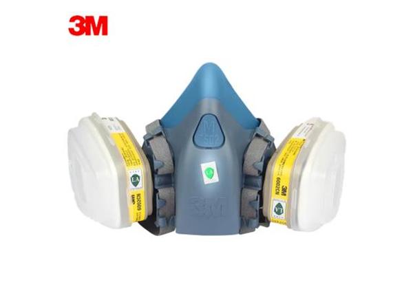 3M 6800自吸过滤式防毒面具(全面罩)