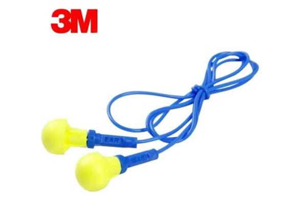 E-A-R™318-1005Push INS免揉搓泡棉带线耳塞