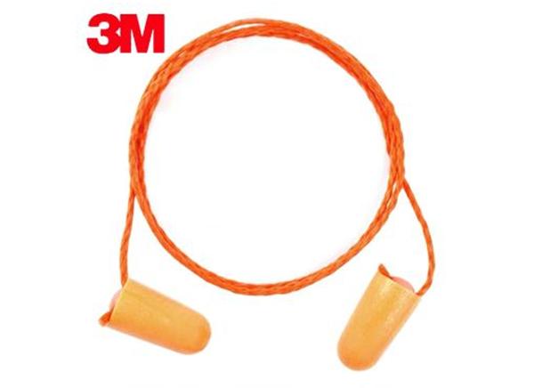 1110防噪声带线弹性耳塞